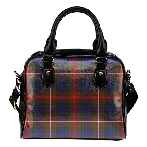 Fraser Hunting Modern Tartan Shoulder Handbag - Bn Handbags