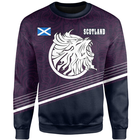 Image of Scotland Sweatshirt - Scottish Lion