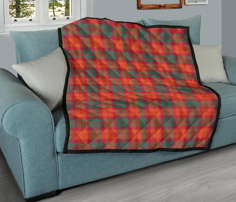 Image of MacNab Ancient Tartan Premium Quilt TH8