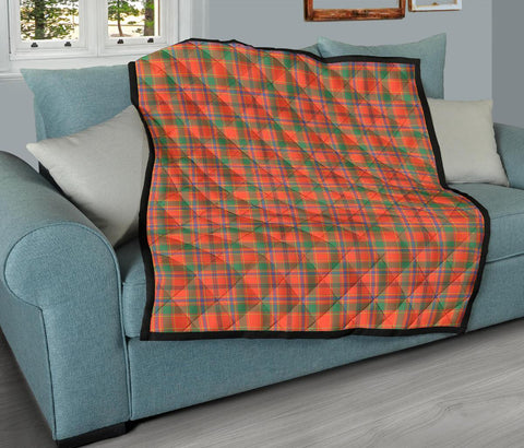 Image of Munro Ancient Tartan Premium Quilt TH8