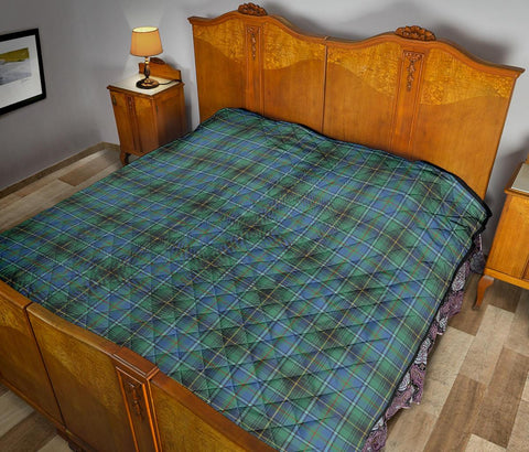 MacInnes Ancient Tartan Premium Quilt TH8