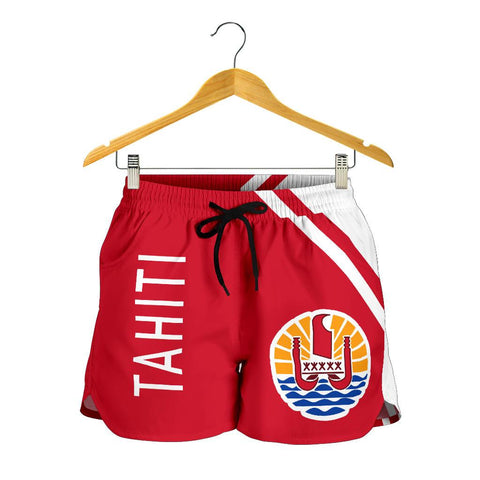 Image of Tahiti Women's Short - Curve Version - BN04