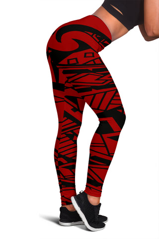 Image of Polynesian Hawaii Leggings 04 HJ4