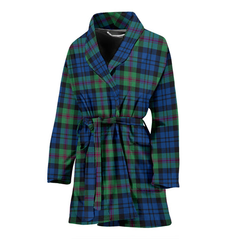 Baird Ancient Tartan Women's Bathrobe - BN03