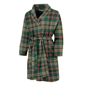 Craig Ancient Tartan Men's Bath Robe - BN04