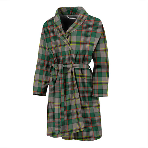 Craig Ancient Tartan Men's Bath Robe