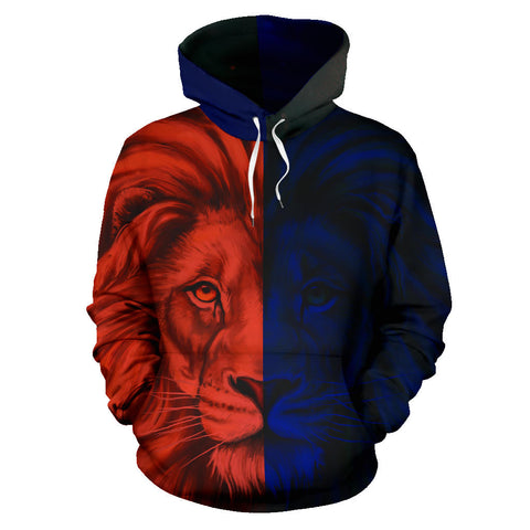 Afirca King Of The Animal Lion Hoodie