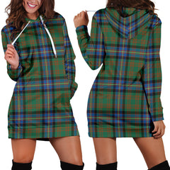 Cochrane Ancient Tartan Hoodie Dress HJ4