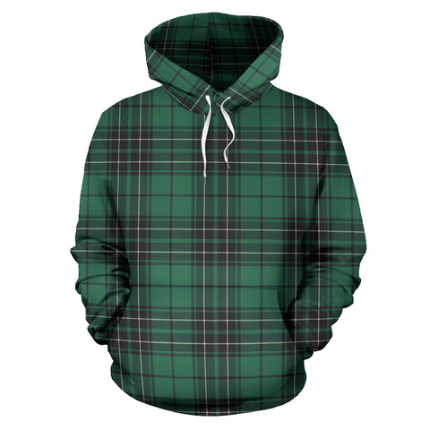 Image of Maclean Hunting Ancient Tartan Hoodie HJ4