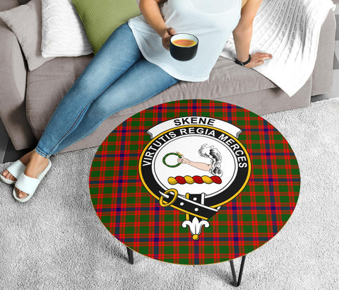 Skene Clans Cofee Table BN