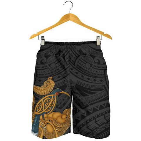 New Zealand Men's Shorts - Aotearoa Kiwi