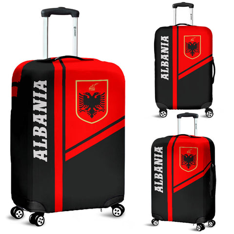 Image of Alibania Lugggage Covers Streetwear Style