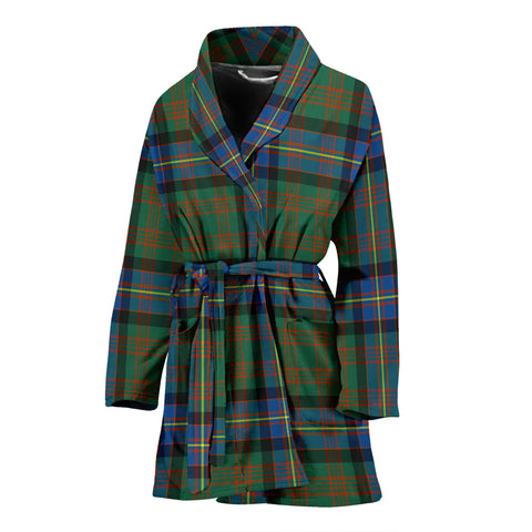 Cochrane Ancient Tartan Women's Bath Robe