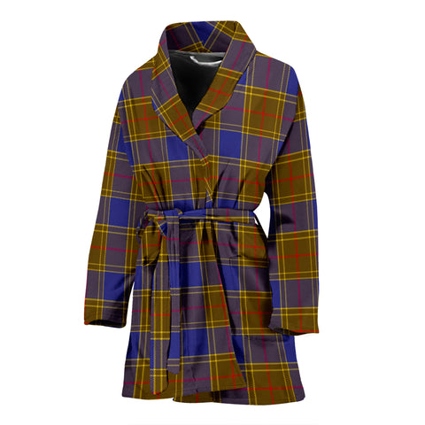 Image of Balfour Modern Tartan Women's Bath Robe