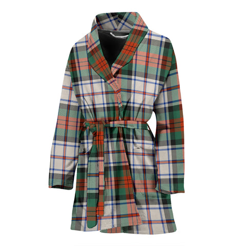 Image of Macduff Dress Ancient Tartan Women's Bath Robe