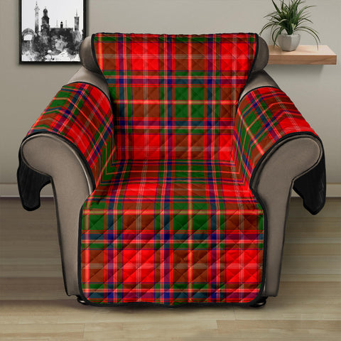 Image of Somerville Modern Tartan Recliner Sofa Protector A9 copy