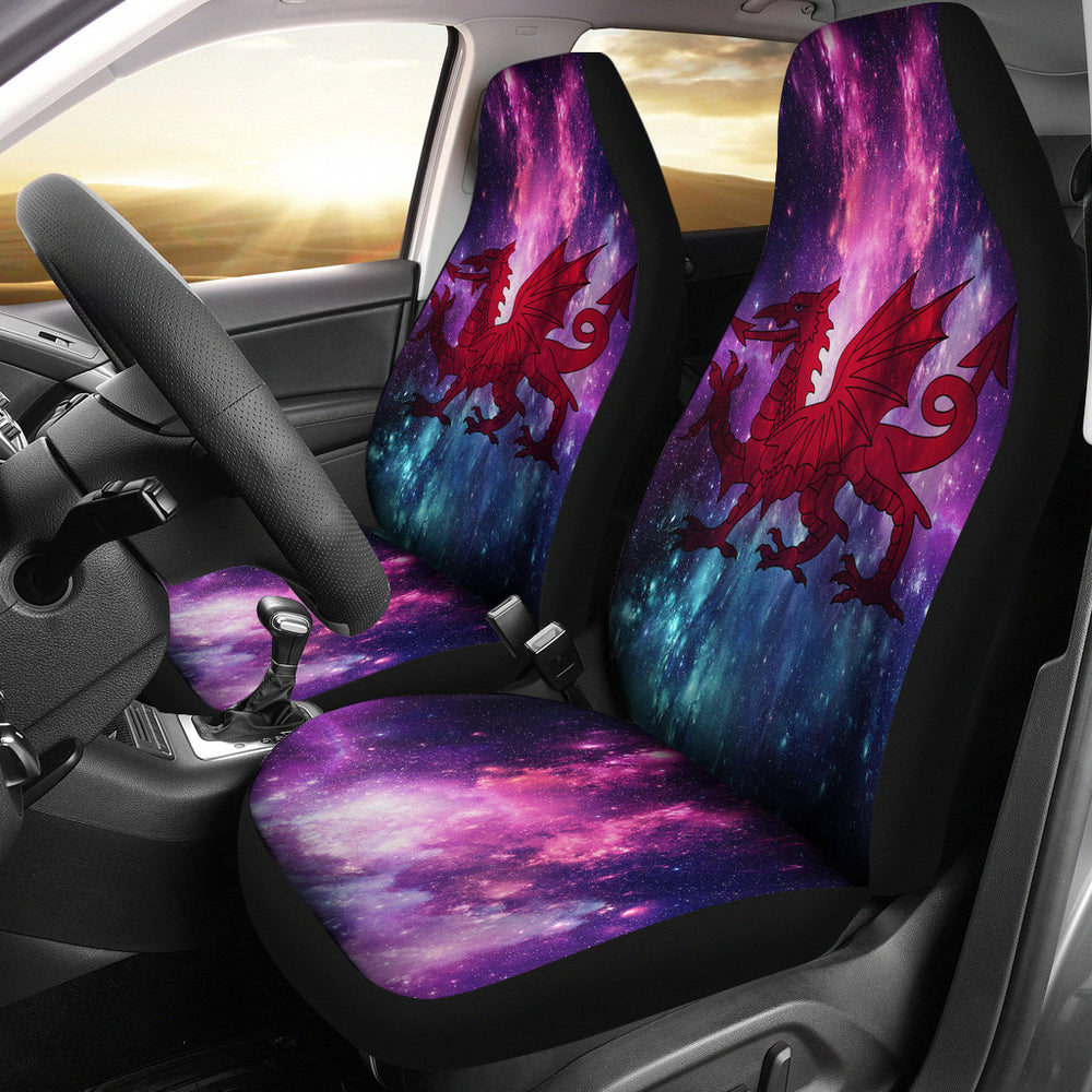 WELSH DRAGON IN GALAXY CAR SEAT COVERS – 1stTheWorld