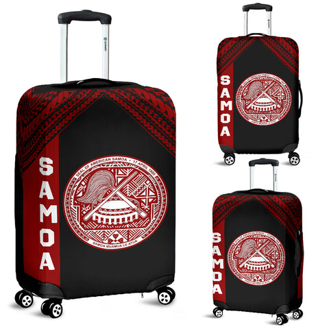 Seal of American Samoa Luggage Cover