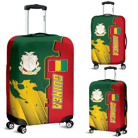 Guinea Luggage Cover - Independence Day