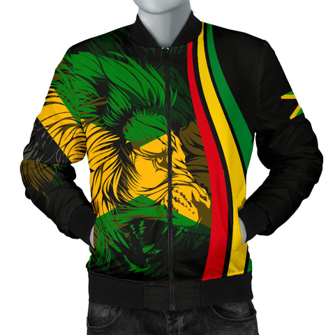 Image of Jamaica Men's Bomber Jacket