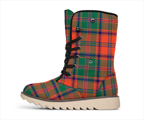 Image of Stewart of Appin Ancient Tartan Polar Boots