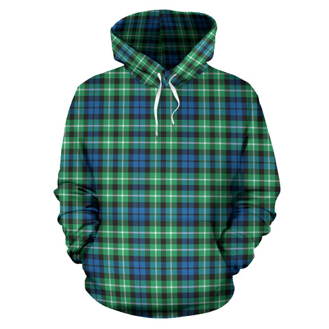 Image of Graham Of Montrose Ancient Tartan Hoodie HJ4