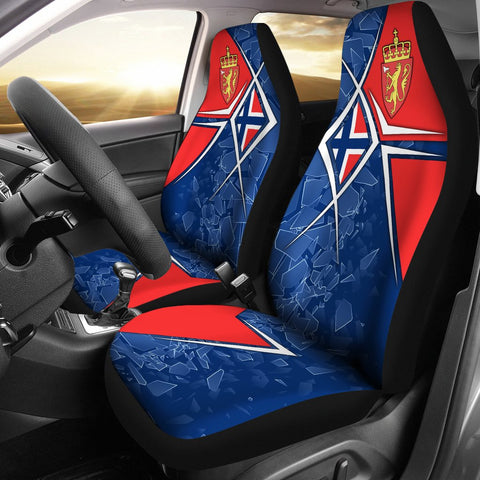 Norway Car Seat Covers - Norway Legend