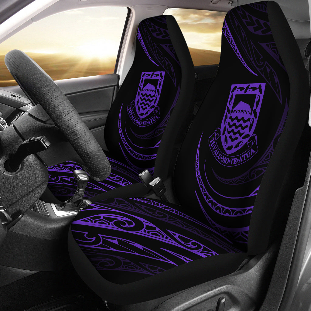 Tuvalu Islands Car Seat Covers