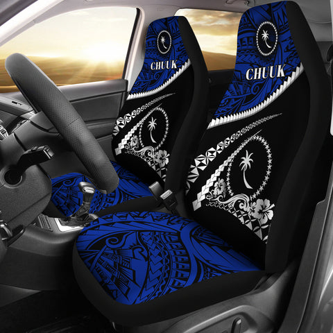 Image of Chuuk Car Seat Covers - Road to Hometown K4
