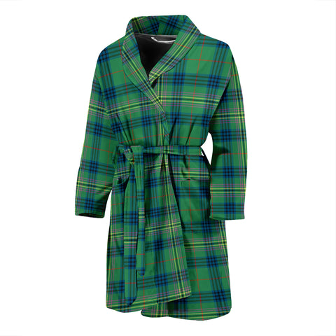 Kennedy Ancient Tartan Men's Bath Robe