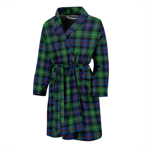 Farquharson Ancient Tartan Men's Bath Robe