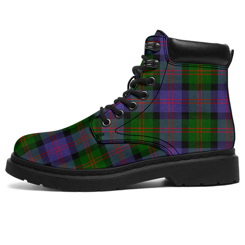 Blair Modern  Tartan All-Season Boots HJ4