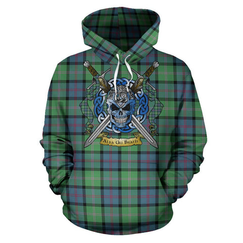 Image of MacThomas Ancient Tartan Hoodie Celtic Scottish Warrior A79 | Over 500 Tartans | Clothing | Apaprel