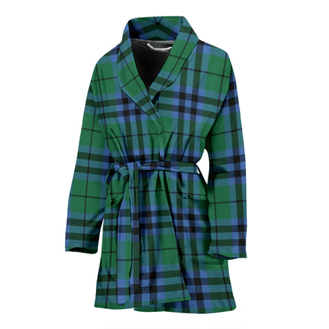 Keith Ancient Tartan Women's Bath Robe