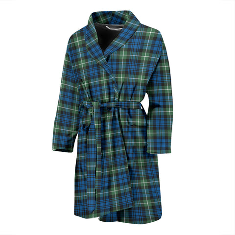 Lamont Ancient Tartan Men's Bath Robe