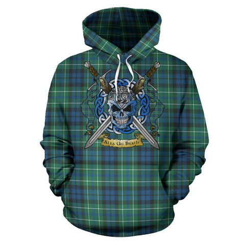 Image of MacNeill of Colonsay Ancient Tartan Hoodie Celtic Scottish Warrior A79 | Over 500 Tartans | Clothing | Apaprel