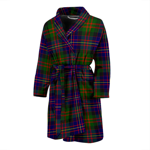 Cameron Of Erracht Modern Tartan Men's Bathrobe - BN04