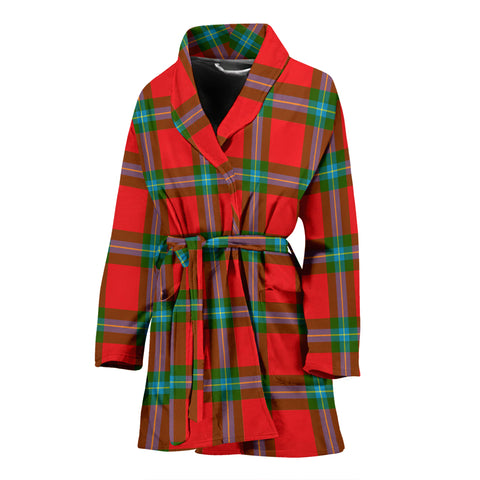 Image of Maclaine Of Loch Buie Tartan Women's Bath Robe