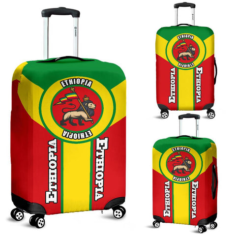 Image of Ethiopia Luggage Covers Rising A10