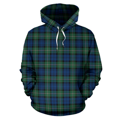 Image of Forbes Ancient Tartan Hoodie HJ4