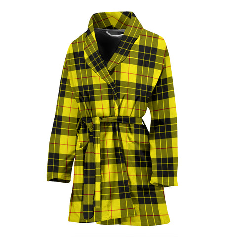Image of Macleod Of Lewis Modern Tartan Women's Bath Robe