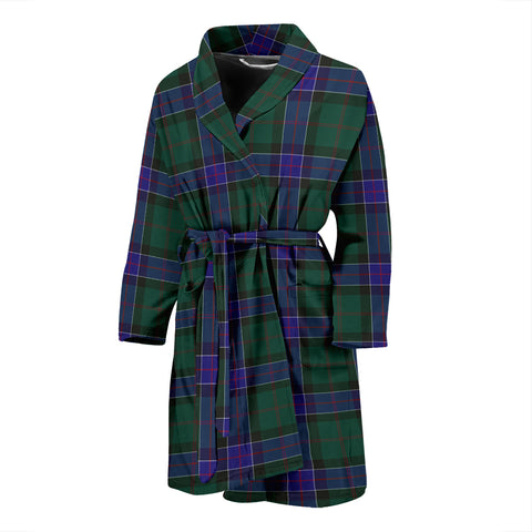 Image of Sinclair Hunting Modern Tartan Men's Bath Robe