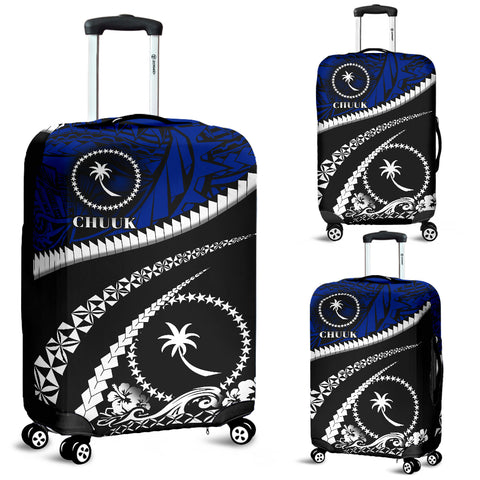 Chuuk Luggage Covers - Road to Hometown K4