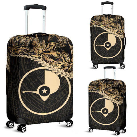 Yap Luggage Covers Golden Coconut A02