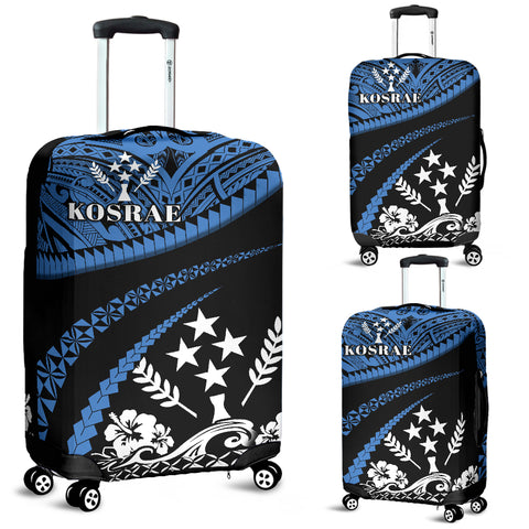 Image of Kosrae Luggage Covers - Road to Hometown K4