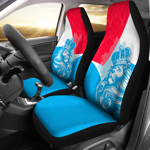 Lion Luxembourg Car Seat Cover Bn10