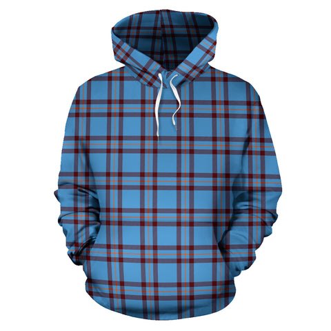 Image of Elliot Ancient Tartan Hoodie HJ4