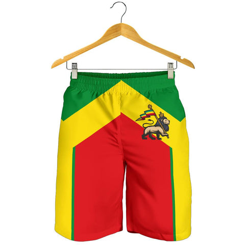 Ethiopia Shorts Men Rising A10