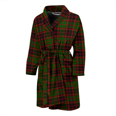 Buchan Modern Tartan Men's Bath Robe