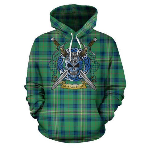 Kennedy Ancient Tartan Hoodie Celtic Scottish Warrior A79 | Over 500 Tartans | Clothing | Apaprel